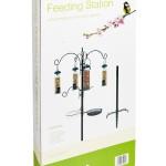 Scott & Co Complete Bird Feeding Station Kit with Feeders