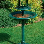 Kingfisher BB01 Ornamental Bird Bath and Table Review 2017